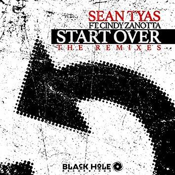 Start Over (The Remixes)