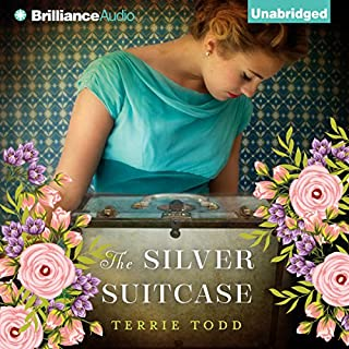 The Silver Suitcase audiobook cover art