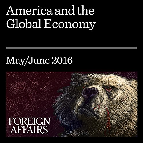 America and the Global Economy audiobook cover art