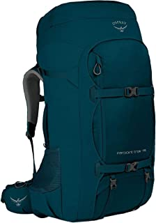 Osprey Packs Farpoint Trek 75L Travel Pack Petrol Blue, One Size