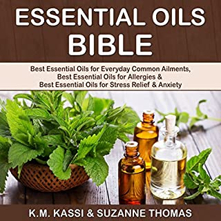 Essential Oils Bible cover art