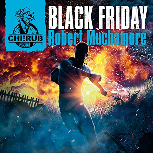 Cherub: Black Friday audiobook cover art