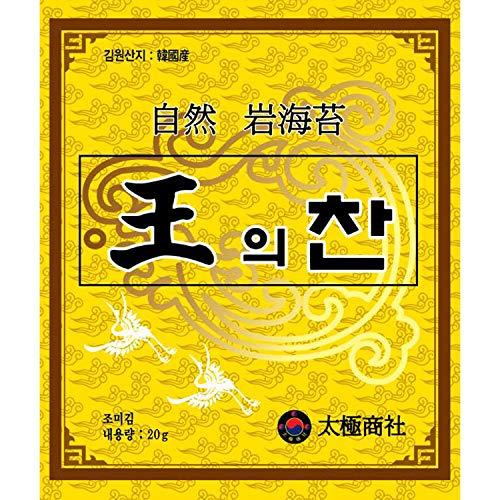 美味しい!韓国のりの人気おすすめランキング15選【美容効果も】