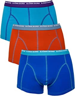 Bjorn Borg Men's Boxer Shorts Without Fly 3 Pack