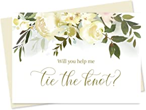 help me tie the knot bridesmaid gift