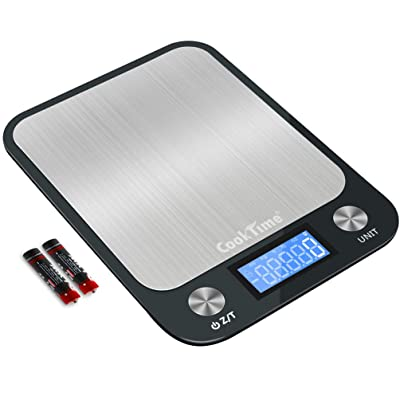 Digital Kitchen/Food Scale Grams and Ounces - U...