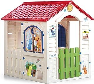 Chicos - Country Cottage Casita Infantil de Exterior, Color