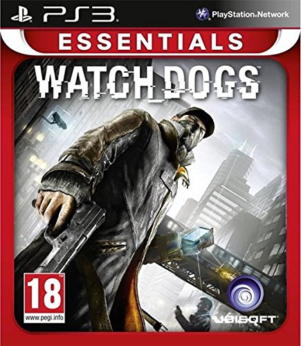 Watch Dogs Essentials - PS3 - PREOWNED