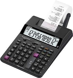Calculadora Com Impressão Casio 12 Dígitos HR-150RC Bivolt