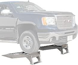 Rage Powersports Pair of Aluminum Pickup Truck Wheel Riser Service Ramps