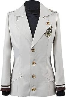 COSTHAT Mystic Messenger Zen Ryu Hyun Zenny Suit Cosplay Costume Jacket Top Coat