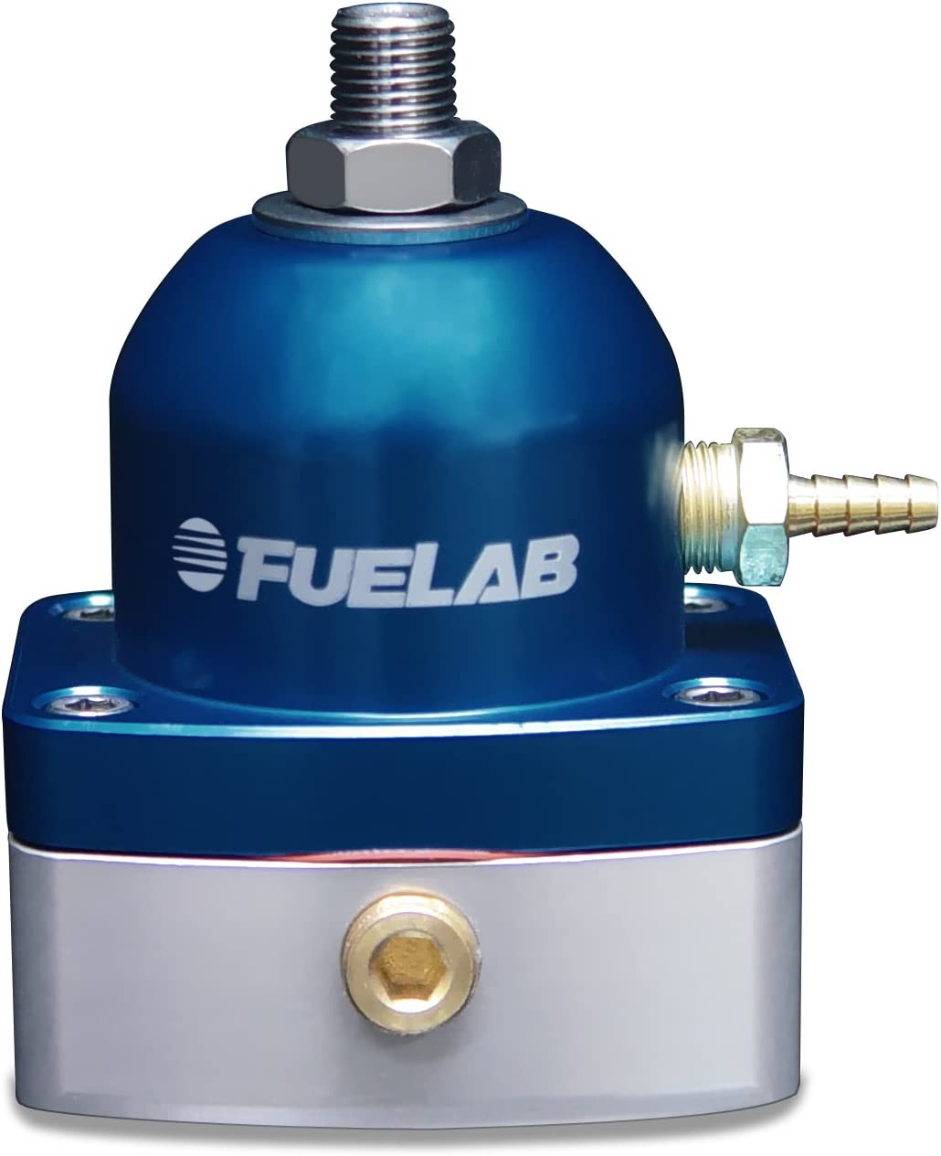 Fuelab 51502-3 Universal Blue EFI Fuel favorite Pressure Regul Industry No. 1 Adjustable