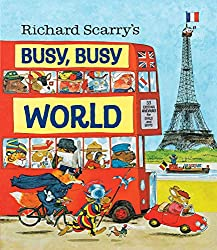 children books to inspire curiosity about the world busy busy world