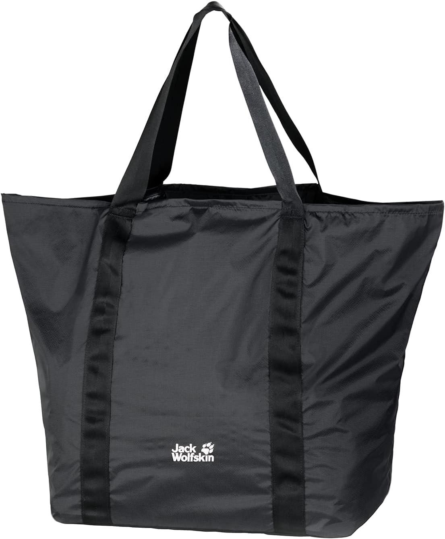 Jack Wolfskin Unisex-Adult Jwp Shopper, Black, One Size