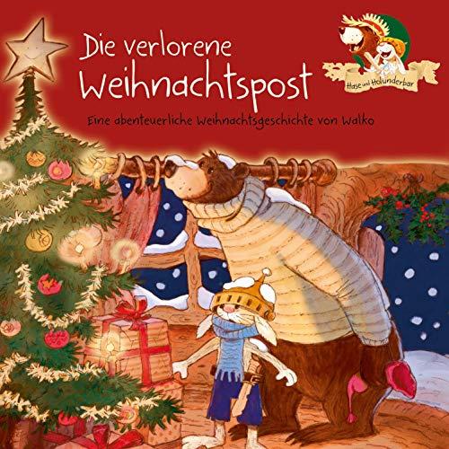 Die verlorene Weihnachtspost Titelbild