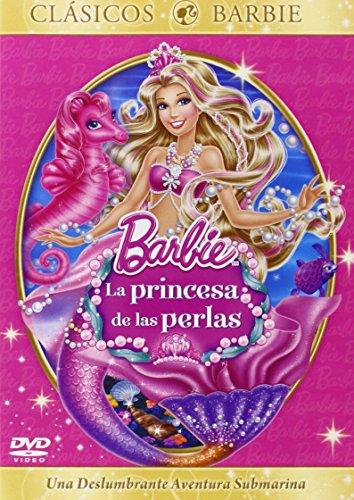 Barbie La Princesa De Las Perlas [DVD]