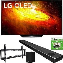 $2393 » LG OLED55BXPUA 55-inch BX 4K Smart OLED TV with AI ThinQ (2020) Bundle SN10YG 5.1.2 ch High Res Audio Sound Bar + TaskRabbit Installation Services + Vivitar Low Profile Flat TV Wall Mount