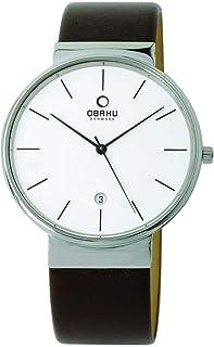 ساعة انالوج للنساء من اوباكو طراز V153GCIRN