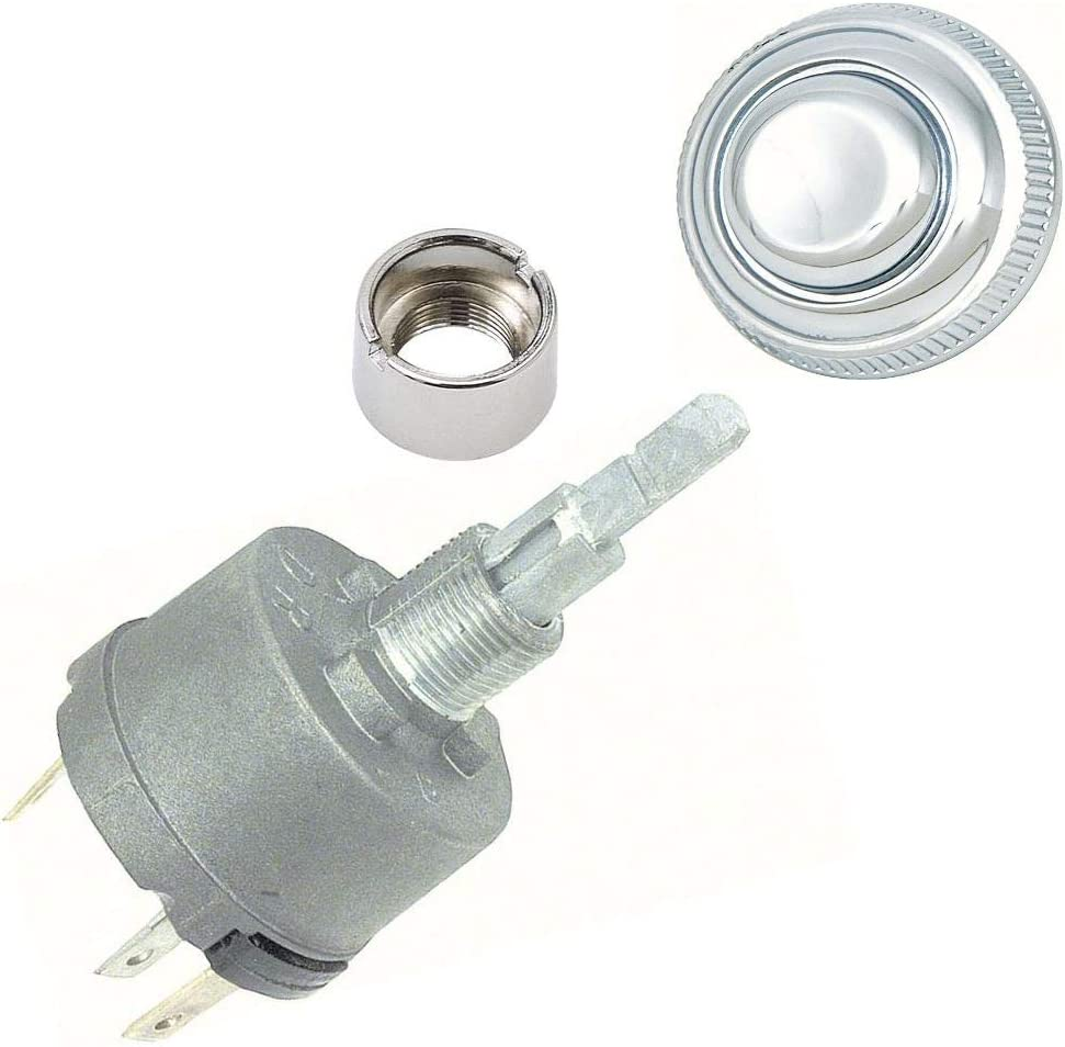 OER Windshield Wiper Switch Nut Dealing full price reduction Knob and 1967-1968 National uniform free shipping Camaro