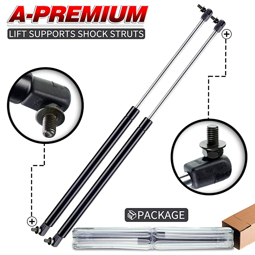 A-Premium Tailgate Rear Hatch Lift Supports Shock Struts for Nissan Pathfinder 1987-1995 Terrano Torrano?I 2-PC Set
