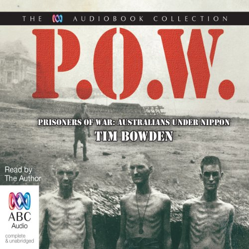 Prisoners of War audiobook cover art