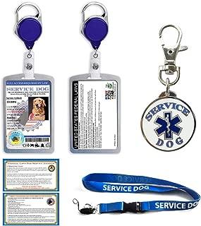 digital service dog id