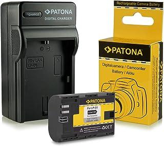 Cargador + Batería LP-E6 para Canon EOS 5D Mark II / 5D Mark III | EOS 7D | EOS 60D / 60Da