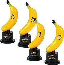 Fun Express Top Banana Award Trophies (2 Dozen)