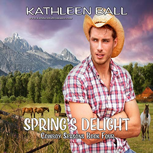 Spring's Delight     Cowboy Seasons, Book 4              By:                                                                                                                                 Kathleen Ball                               Narrated by:                                                                                                                                 Vicki Pierce                      Length: 5 hrs and 59 mins     Not rated yet     Overall 0.0