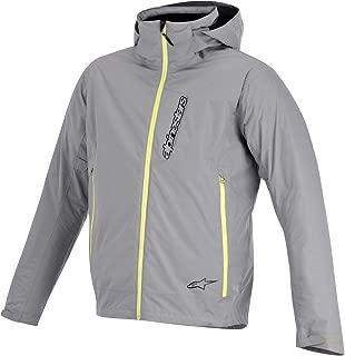 Alpinestars Scion 2L Men's Waterproof Jacket (Frosty Gray, Large)