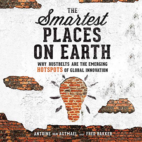 The Smartest Places on Earth cover art