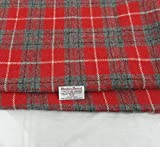 Authentic Harris Tweed Stoff 100% Reine Wolle mit