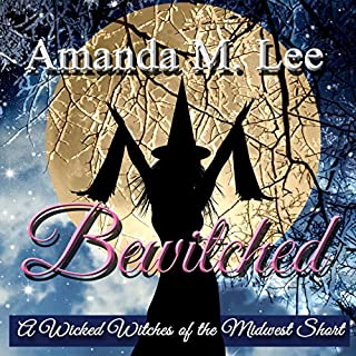 Bewitched audiobook cover art