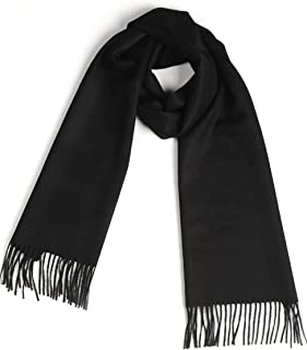 Luxury 100% Pure Baby Alpaca Wool Scarf for Men & Women - A Great Gift Idea in Many Colors