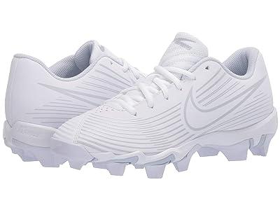 Nike Hyperdiamond 3 Keystone (White/White/Pure Platinum) Women