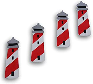 Best painted wooden lighthouses Reviews