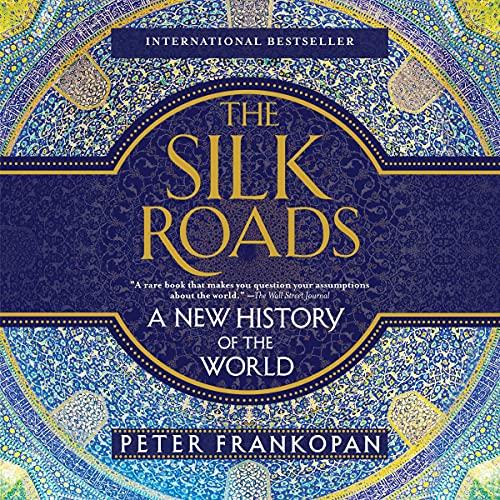 Page de couverture de The Silk Roads