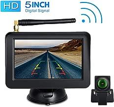 Directtyteam HD Digital Wireless Backup Cam Rear View Camera 5
