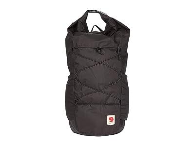 Fjallraven High Coast Rolltop 26 (Dark Grey) Backpack Bags