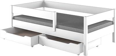 Childrens Beds Home Camas Individuales para niños, niños, niños pequeños 140x70 / 160x80 /
