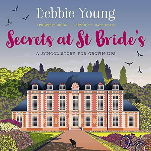 Secrets at St Bride's cover art