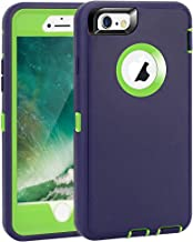 MAXCURY iPhone 6 Case, iPhone 6s Case, Heavy Duty Shockproof Series Case for iPhone 6/6S (4.7