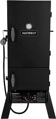 "Masterbuilt MB20052318 MPS 230S Propane Smoker, 30"" (Newer Version), Black"