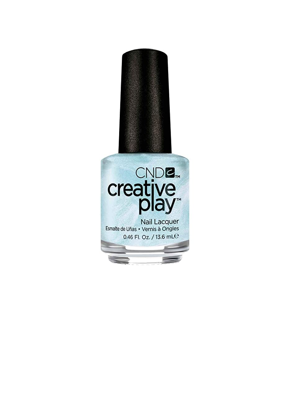 もう一度医療の当社CND Creative Play Lacquer - Isle Never Let You Go - 0.46oz / 13.6ml