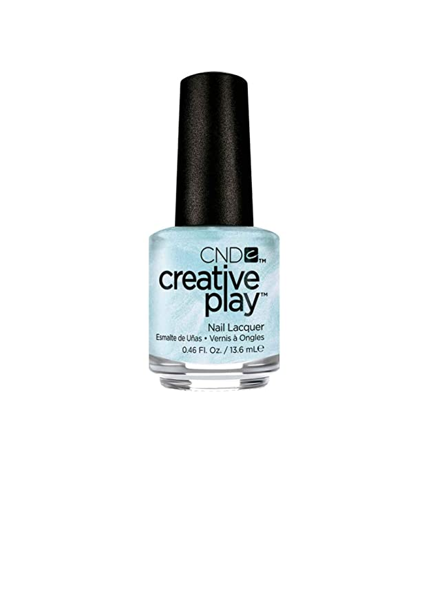 相反する上昇壊すCND Creative Play Lacquer - Isle Never Let You Go - 0.46oz / 13.6ml