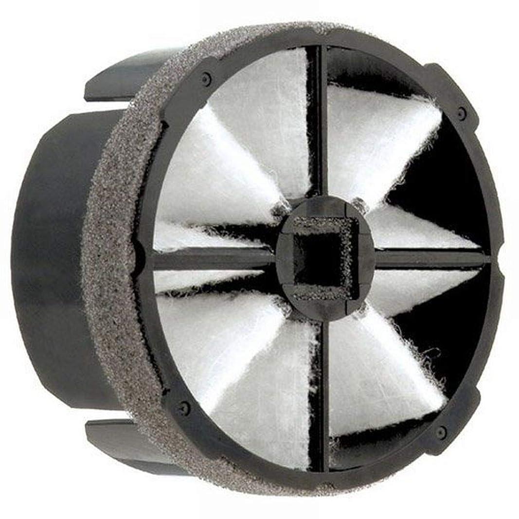 分解する幻滅写真を描くユニックス 角形レジスター KRP150専用 花粉/DEP対策フィルター トレフィン TF150A-KRP 直径150mm