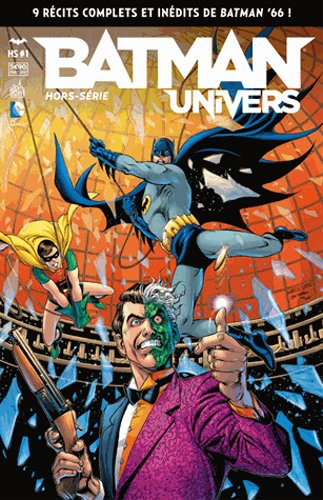 Batman Univers HS 01