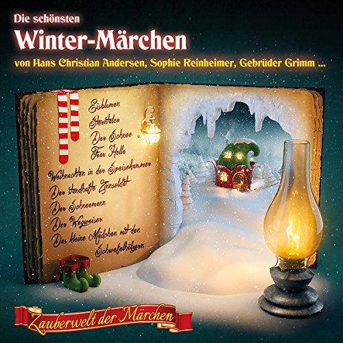 Die schönsten Winter-Märchen audiobook cover art