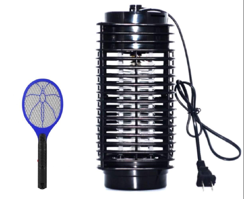 Valde Indoor Outdoor Bug Zapper and Bug Zapper Racket