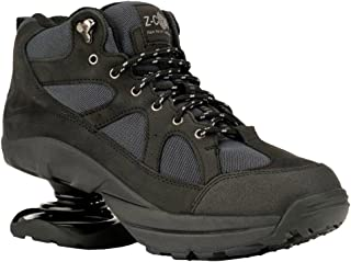 Pain Relief Footwear Women's Outback Hiker Black Boots